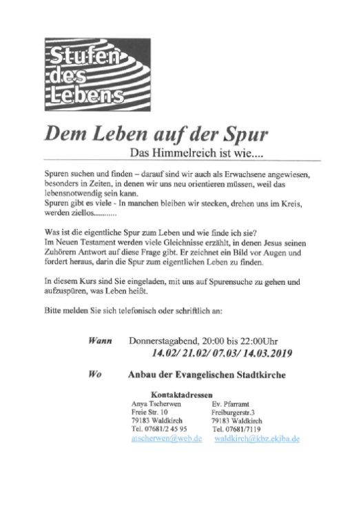 Quelle: EKI Waldkirch